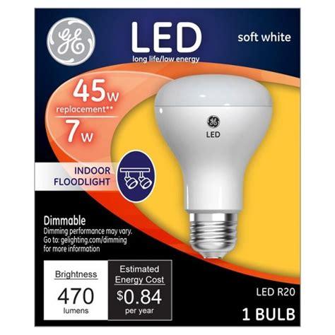 45 watt light bulb ge led 45 watt r20 neck light bulb white target