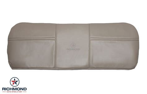 tan bench seat cover 2003 2004 ford f 350 xl vinyl bottom bench seat cover tan