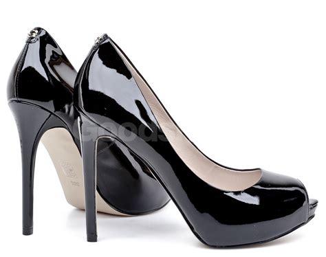 black patent leather pumps guess black patent leather pumps goodshoes pl