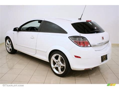 Interior Home Color Arctic White 2008 Saturn Astra Xr Coupe Exterior Photo