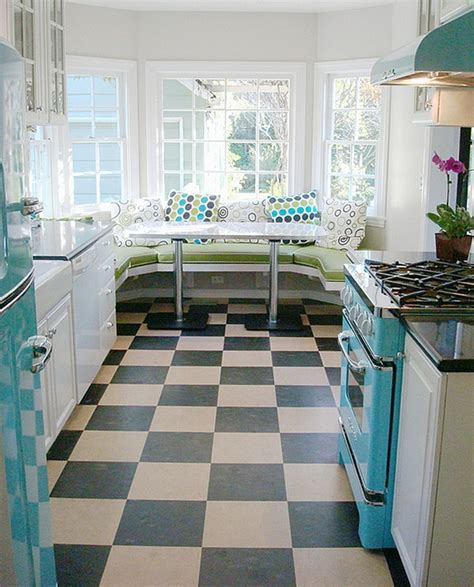 kitchen design ideas retro kitchen house interior brilliant kitchen in retro style 2015 interior design ideas