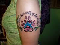 Dog Tattoos Designs Ideas And Meaning  For You