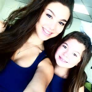 Kira kosarin posted a sister selfie with her thundermans co star