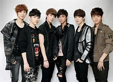 EXO Korean Band Members