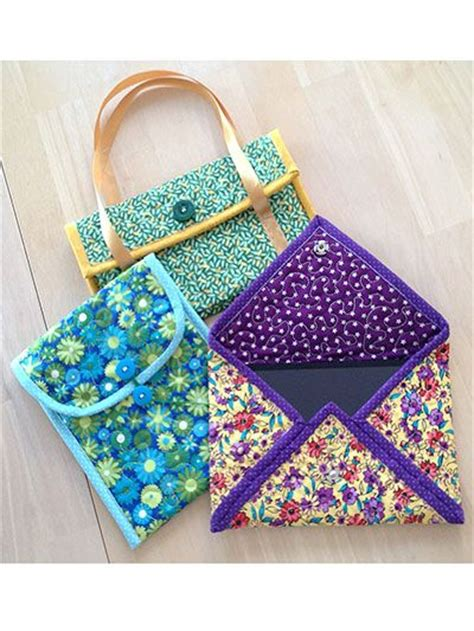 envelope tote bag pattern quilting clothing accessories patterns bag tote