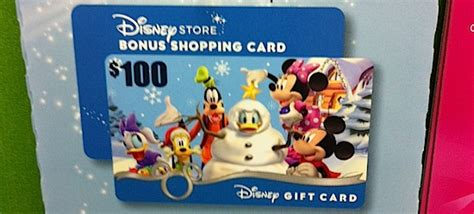 Sams Club Disney Gift Cards - parksaver sam s club offers discounted disney gift cards plus disney store bonus