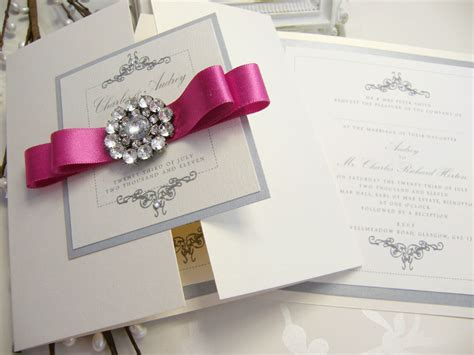Handcrafted Wedding Invites - wedding invitations wedding invitation tips