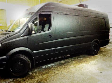 dodge sprinter van wrap skinzwraps
