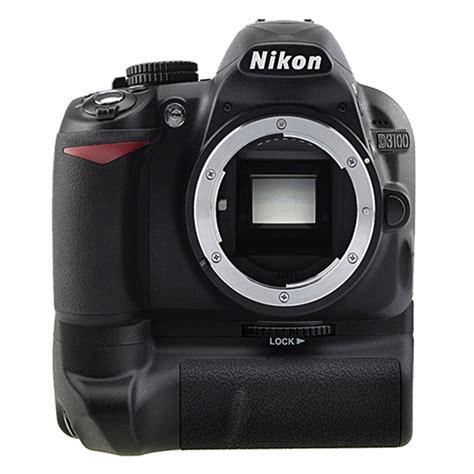 Grip Kamera Nikon D3100 durable vertical battery grip holder for nikon d3100 en el14 dslr em 01