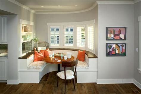 Home Dining Room Booths Comfortable And Banquettes And Ways Of Including