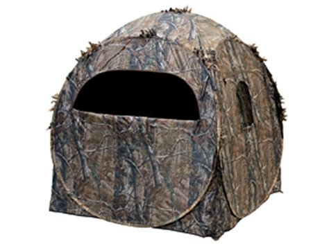 ameristep dog house blind ameristep doghouse ground blind 60 x 60 x 68 polyester realtree apg