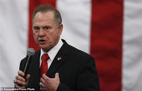 roy moore lost alabama judge turns away roy moore s election lawsuit