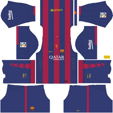 Fc Barcelona Kit 512x512 Dream League Soccer | moved temporarily