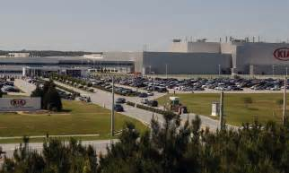 Kia Alabama Plant 1 Wounded 1 Arrested In Shooting At Kia Plant In
