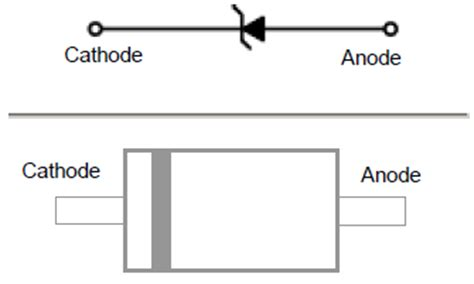 zener diode pin identification how to build a voltmeter circuit with zener diodes