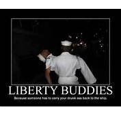 Liberty Buddies  Military Humor