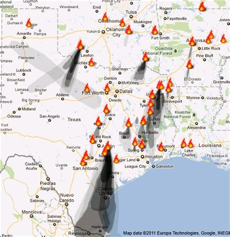 texas wildfire map moe 187 this is the current texas wildfire situation