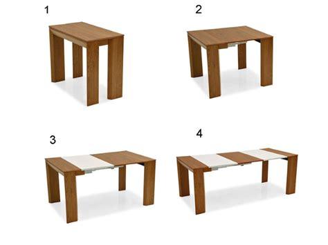 tavolo consolle allungabile calligaris tavoli calligaris