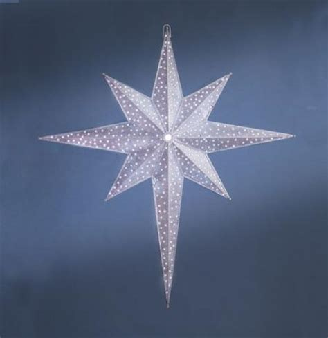 outdoor lighted star of bethlehem white bethlehem star 72 inches with 1000 led lights