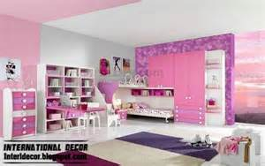 Romantic idea for teen girls bedroom 2013 with romantic furniture