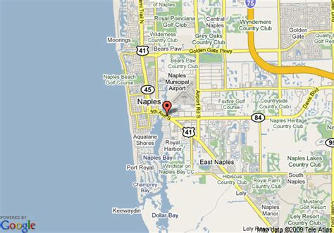 naples florida map map of naples florida map3