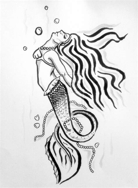 tribal mermaid tattoo daring tattoos 20 spectacular polynesian octopus