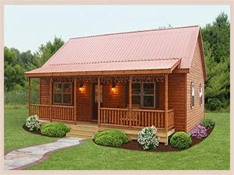small log house plans