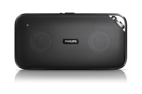 Speaker Bluetooth Philips philips wireless portable bluetooth speaker bonjourlife