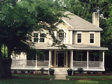 Country Farmhouse Plans With Wrap Around Porch House Plans Country House Plans Wrap Around Porch