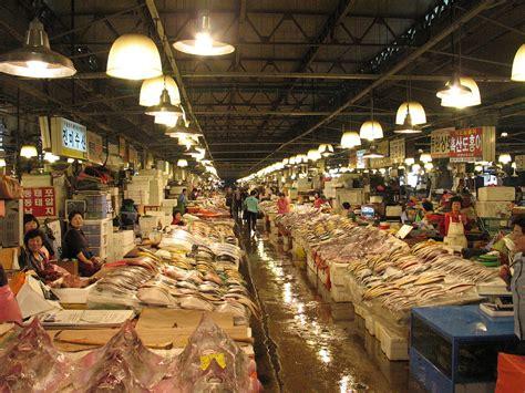 korean restaurant open on new year noryangjin fisheries wholesale market