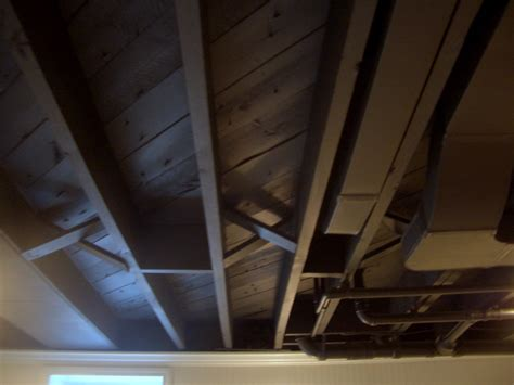 painting basement ceiling black cool home creations finishing basement black ceiling