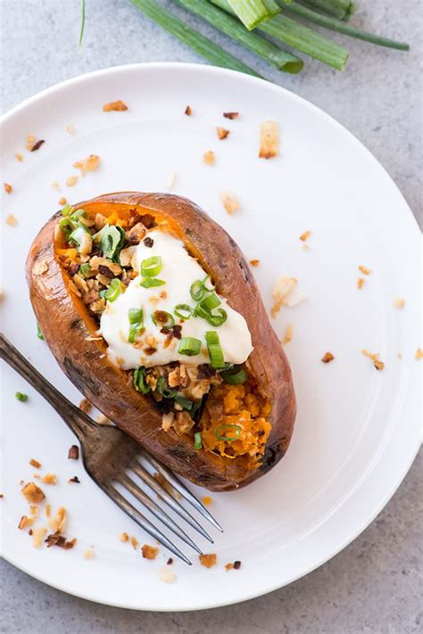 best way to bake a potato what s the best way to cook a sweet potato the cookful