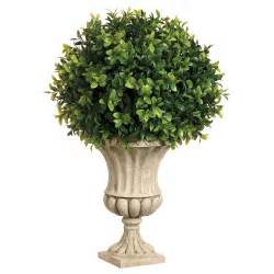 Topiary Balls Artificial - the many styles of artificial ball topiaries
