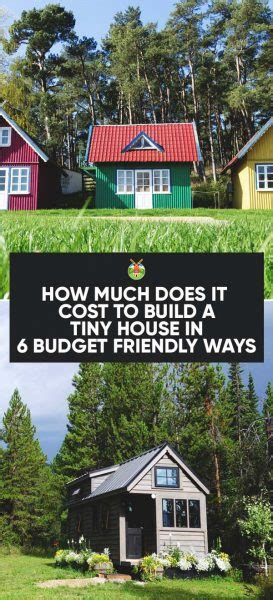 How Much Does It Cost To Build A House In Montana by How Much Does It Cost To Build A Tiny House