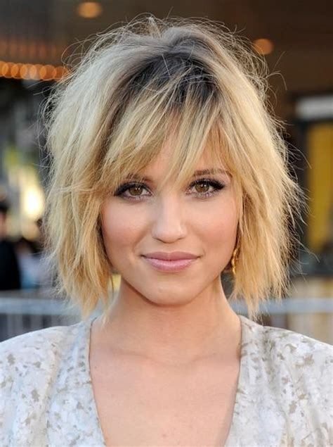Dianna Agron Hairstyles by 2018 Dianna Agron Bob Hairstyles