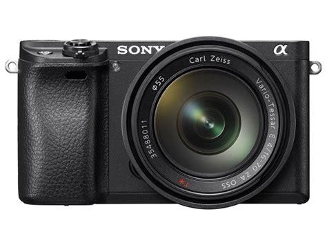 Kamera Sony A6300 sony a6300 kamera mirrorless dengan autofokus tercepat di