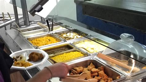 Kfc Buffet Locations Inside Kfc Buffet In Ohio Youtube