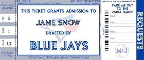 ticket place card template baseball ticket invitation template free orderecigsjuice