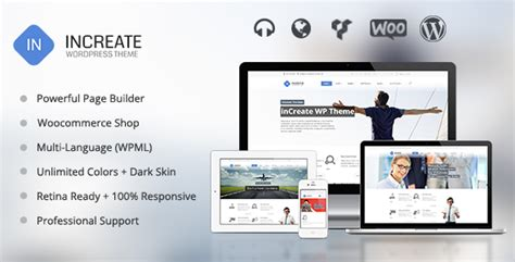 Codecanyon Visual Composer Background Sliders Free Update increate v1 1 7 responsive multipurpose theme