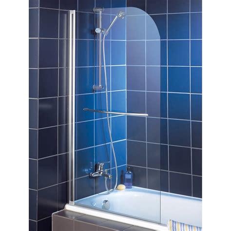 badewannen spritzschutz duschabtrennung glas badewanne grafffit