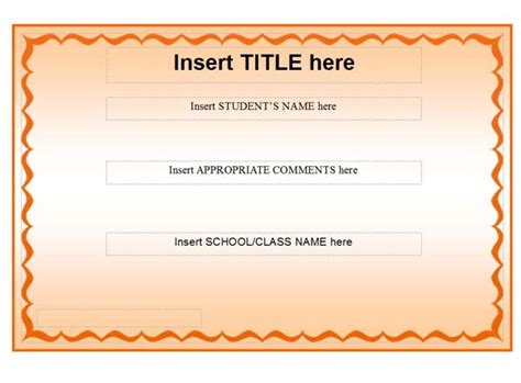 blank certificate templates for word borderless certificate templates free for mac