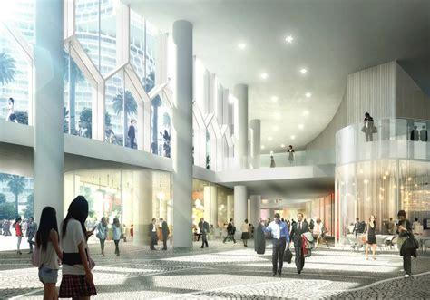 buro ole scheeren singapore b 252 ro ole scheeren unveils duo towers in singapore