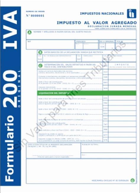 formulario 200 v3 y 400 v3 a partir de bolivia impuestos formulario 400 y formulario 200 formulario 200 v3 y 400