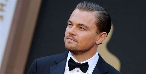 what is dicaprio s haircut called dicaprio hairstyle the best hair of 2018