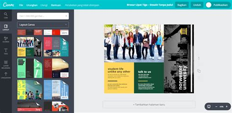 cara membuat brosur antar jemput sekolah buat brosur sekolah dengan 50 contoh desain menarik canva