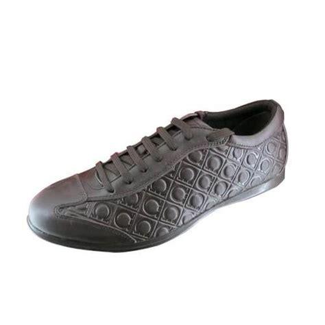 salvatore ferragamo mens sneakers s salvatore ferragamo falkland leather shoes brown fr