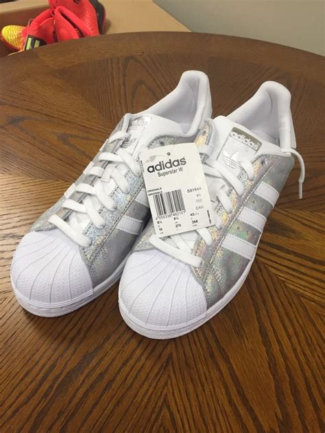adidas di bandung new 2016 adidas superstar women s sz 10 hologram