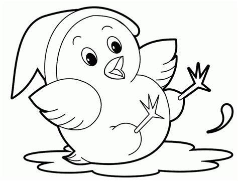 printable mewarnai 20 gambar mewarnai hewan untuk anak paud dan tk