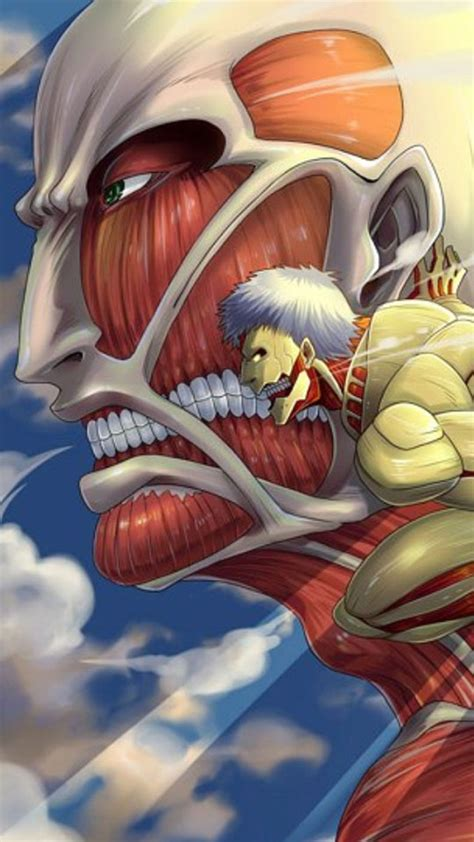 Attack On Titan Iphone attack on titan iphone 6 6 plus and iphone 5 4 wallpapers