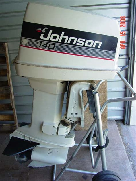 jerry johnson motors fuel johnson outboard fuel mix ratio